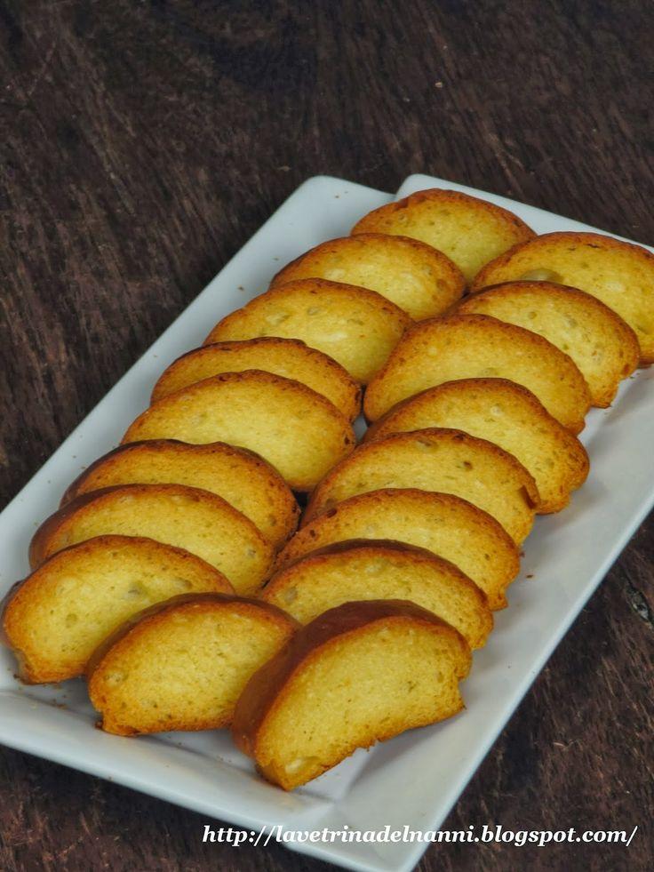 La vetrina del Nanni: Biscotti della Salute