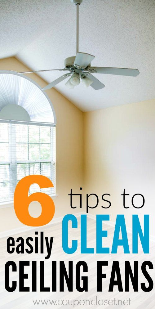 Try one of these easy cleaning ceiling fans tips. We have 6 different cleaning ceiling fans tips that will help you finally get your ceiling…