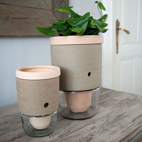 Ø 20 Terracotta Planter by D&M Depot | MONOQI #bestofdesign