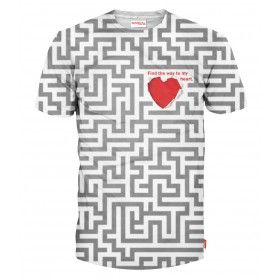 MAZET TO HEART T-Shirt