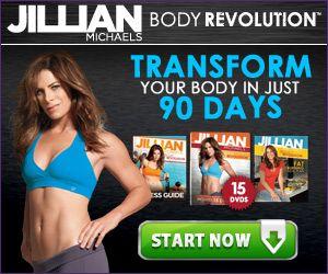 Jillian Michaels Body Revolution - transform your body in just 90 days!