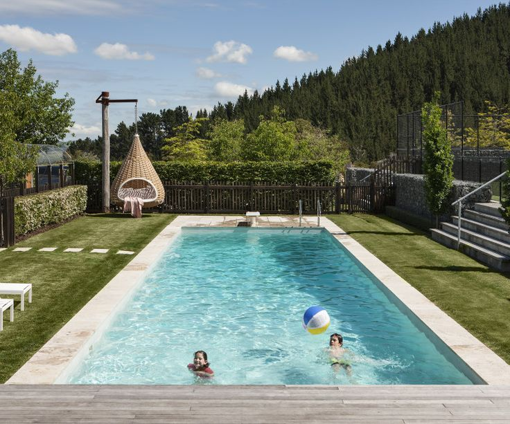 Four pool designs to dip your toes into - Homes To Love