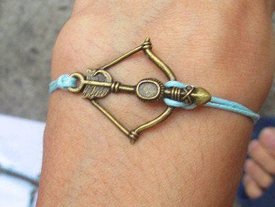 archery bracelet I want this so bad!