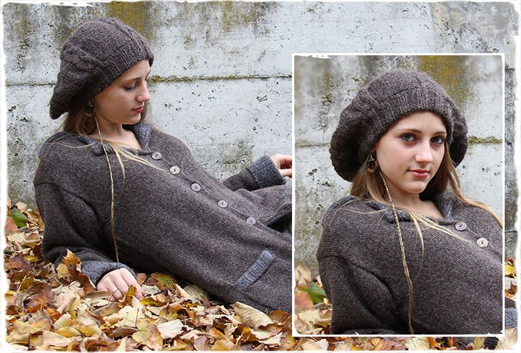 Soledad alpaca coat  Reversible #alpaca #coat of two colours combined. This beautiful wool knit coat has only one colour in the one side and two pockets.The other side has a delicate motif for women's coat with #ethnic style. Coconut buttons coconut - See more at: http://www.lamamita.co.uk/en-US/store/winter-clothing/1/coats-jackets/soledad-alpaca-coat#sthash.rTdgPFcz.dpuf