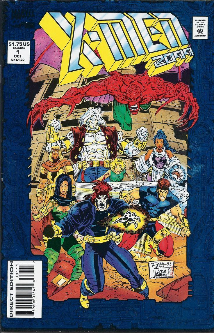 X-Men 2099 #1 (Oct 1993, Marvel)