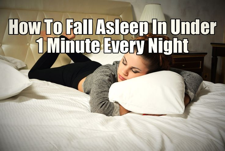 How To Fall Asleep In Under 60 Seconds Every Night! Read more at http://www.sun-gazing.com/fall-asleep-60-seconds-every-night/#uvsYlEIVwhxEApb8.99