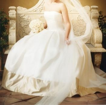 Spectacular Buying or selling used or pre owned wedding dresses and bridesmaids dresses Wore