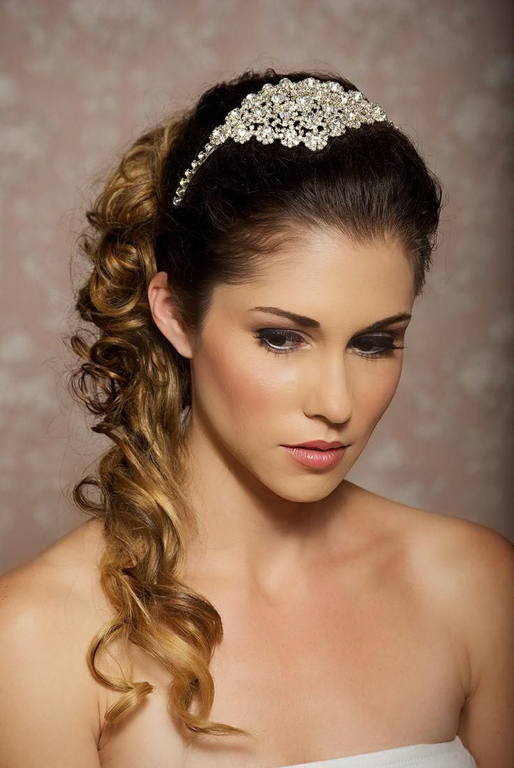 107 best wedding hairstyles images on pinterest   hairstyles