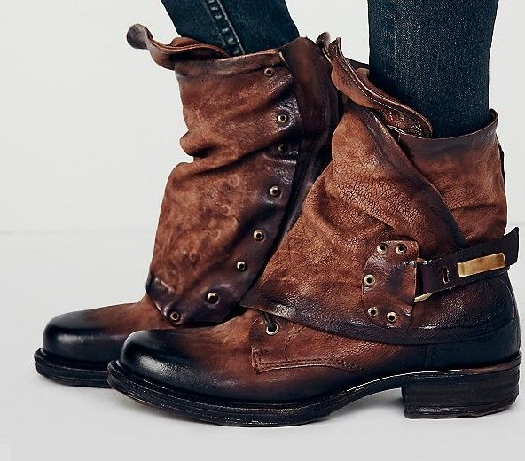Emerson Ankle Boot - A.S. 98
