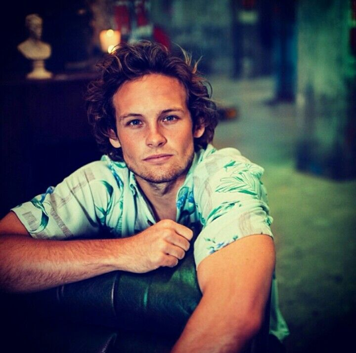 D is for Daley Blind. (Dutch football player) @CoatMyFox