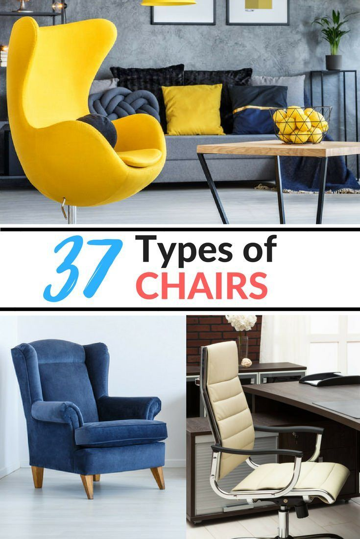 37 Types Of Chairs For Your Home Explained Dining Room Chairs