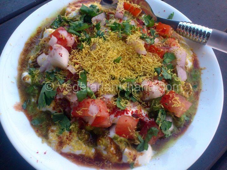 Ragda Patties - Indian Street food