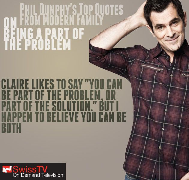Phil Dunphy from Modern Family