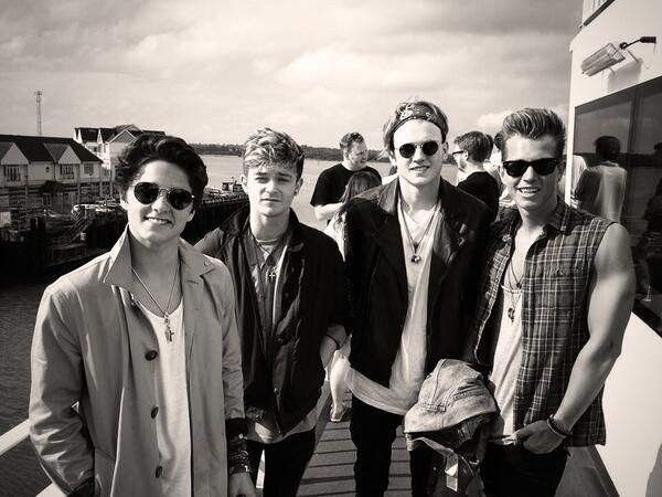 The Vamps......aka the band that ruined my life