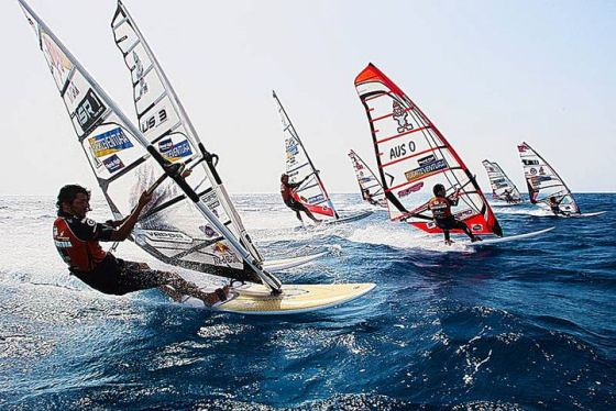 How to windsurf in two hours