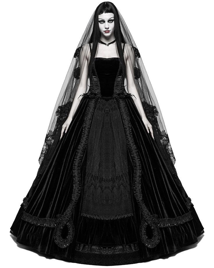 Dress Black Wedding Dresses 2016 Wedding Dresses Gothic: Best 25+ Gothic Wedding Dresses Ideas On Pinterest