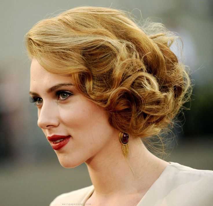 Retro Updo For Short Hair Hair Color Ideas And Styles For 2018