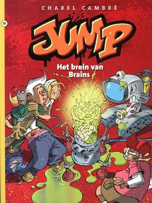 Een kleurrijke strip over de tieners Brains, Dweezil en Lisa en hun eigenzinnige huisdier, het gordeldier Armando. De slimme Brains weet in Amerika een stukje te pakken te krijgen van de hersenen van Einstein, het grootste genie van de vorige eeuw.