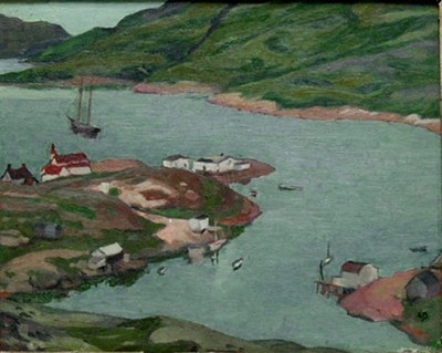 Edwin Holgate, Canadian Group of Seven