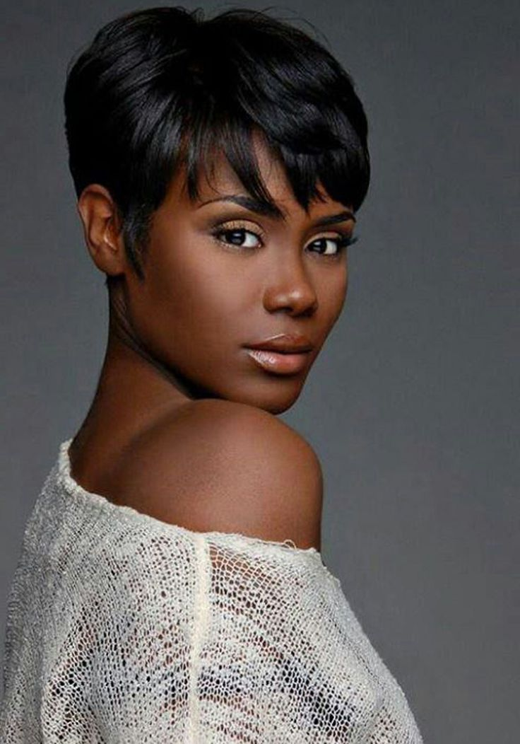 black+women+short+hairstyles+2015 | Related Post from The Funky Black Women Short Hairstyles