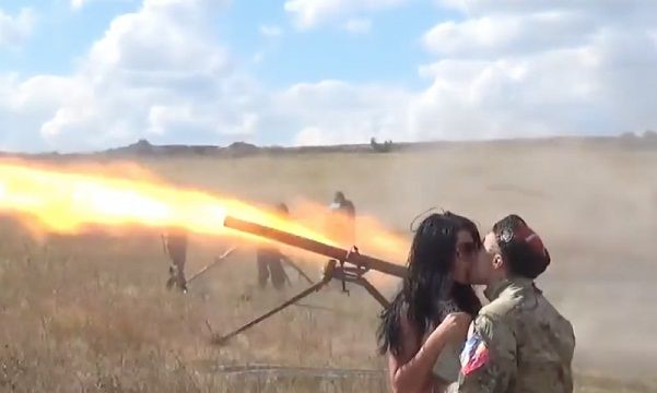 Боевики на Донбассе совсем обезумели от безнаказанности (ВИДЕО) | Новости Украины, мира, АТО
