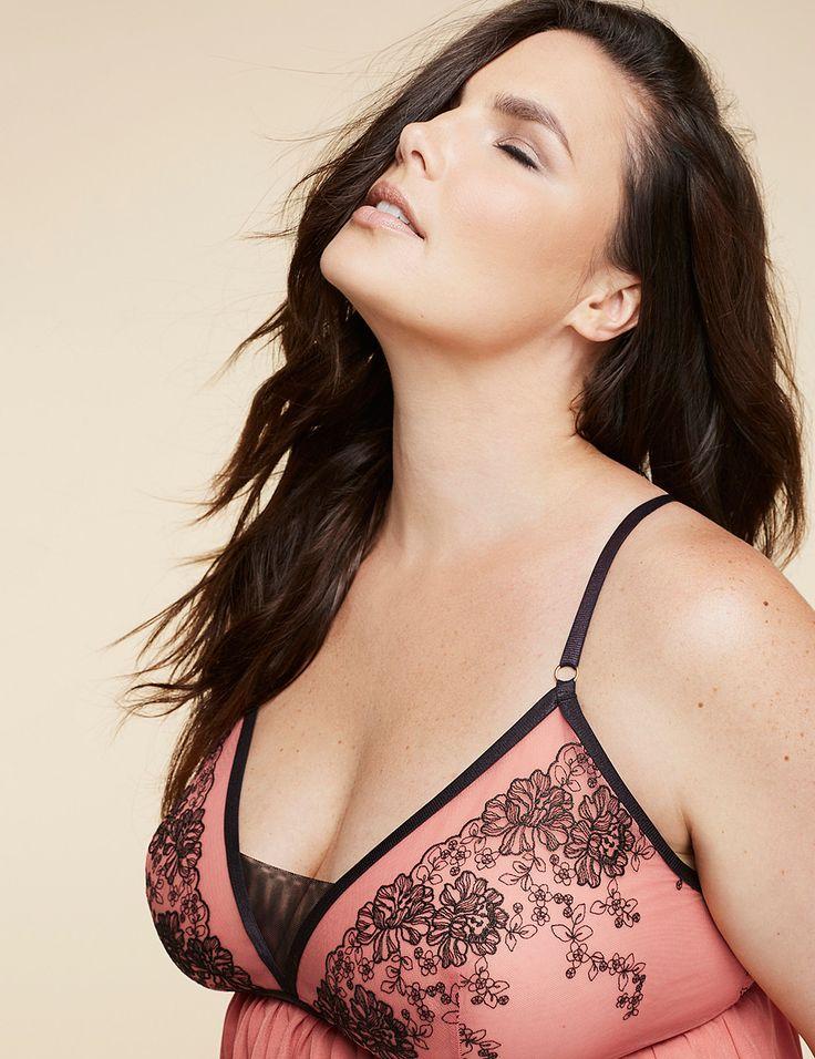 Plus Size Lingerie & Cacique Intimates | Lane Bryant