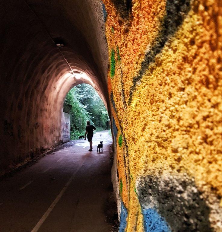 Tunel de Mioño Castro urdiales Cantabria