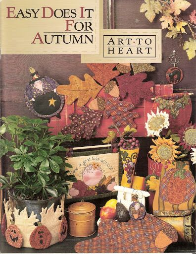 Art to Heart - Easy Does It For Autumn