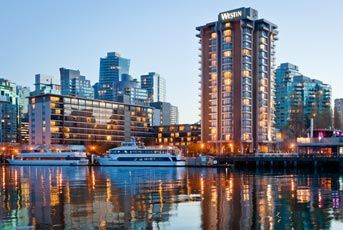 Westin Vancouver Hotels: The Westin Bayshore, Vancouver - overlooking Stanley Park