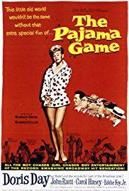 The Pajama Game (1957) - IMDb