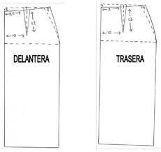 Картинки по запросу faldas patrones lapiz con pretina ancha