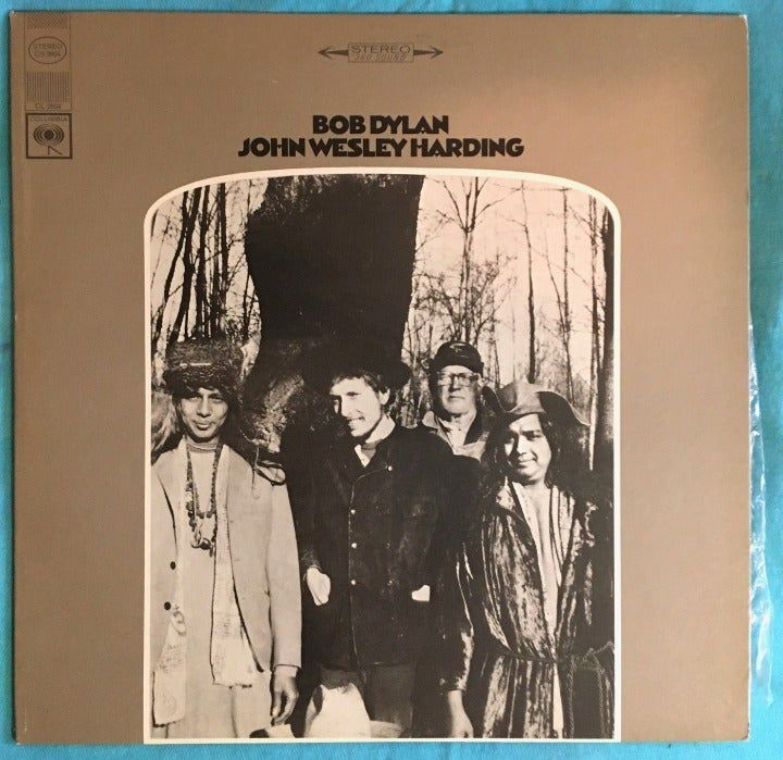 Check Out What I M Selling On Mercari Mint Bob Dylan And John Wesley Harding Bob Dylan Bob Dylan Songs John Wesley