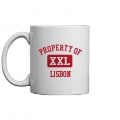Lisbon High School - Lisbon, ND | Mugs & Accessories Start at $14.97