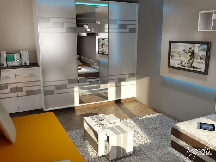 60 Original Childrenu0027s Bedroom Design Showcasing Vibrant Colors Gallery