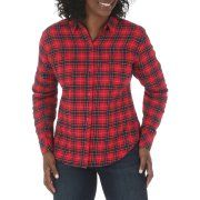 ladies flannel shirts - Walmart.com