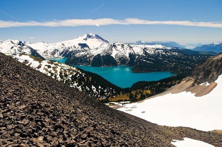 Garibaldi Lake, Next in Line to explore!