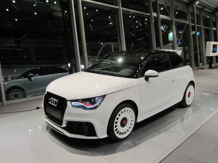 Audi A1 Limited Edition 1 of 333