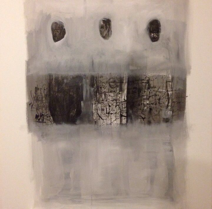 #VittorioBustaffa Acrylic on canvas 100x100cm