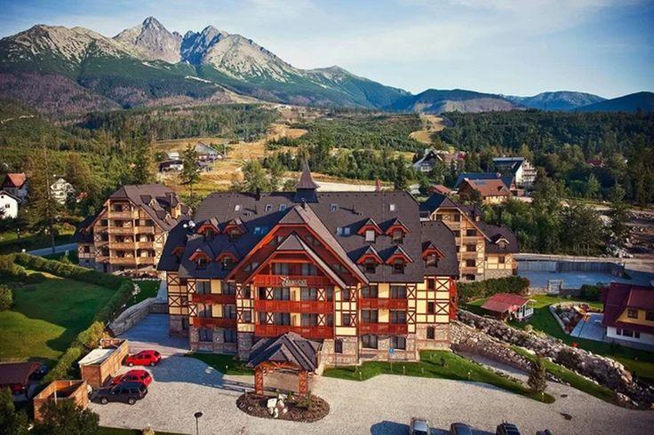 nádherný hotel kukučka****