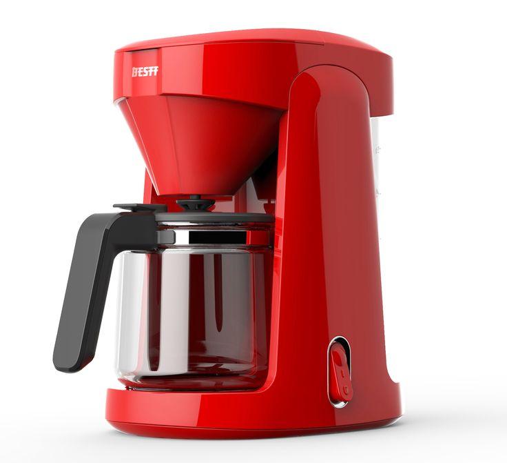coffee machine design by ferberdesign
