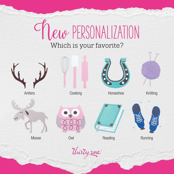 Thirty-one Fall 2017 Personalization!! Hostesses earn FREE personalization on Exclusives!!  TheAwesomeBagLady.com