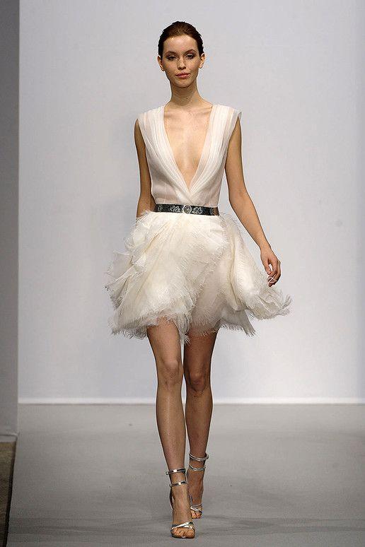 CHRISTOPHE JOSSE Spring 2011 Haute Couture
