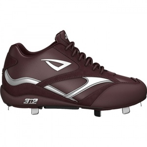 Mens 3N2 Showtime Baseball Cleats Brown Leather - ONLY $54.95