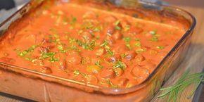 Den elskede klassiker, men i en nemmere version, hvor det hele tilberedes i ovnen, så man kan lave andre ting imens.