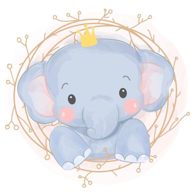 Lindo Bebe Elefante Acuarela Ilustracion Imagenes Predisenadas De Animales Del Zoologico Adorable Animal Png Y Vector Para Descargar Gratis Pngtree Dibujos De Animales Tiernos Dibujos Bonitos De Animales Dibujos De Animales