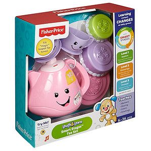 Fisher-Price Laugh & Learn Smart Stages Tea Set – Target Australia