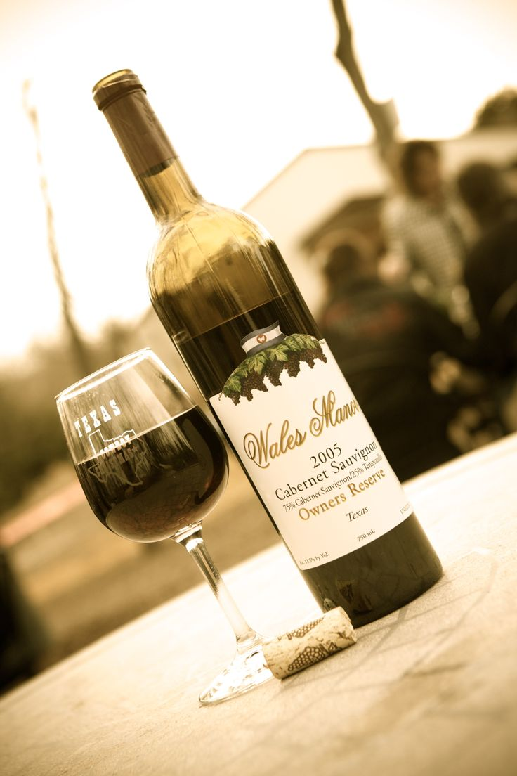 Wales Manor Winery and Vineyard. The first commercial winery in Collin County.
