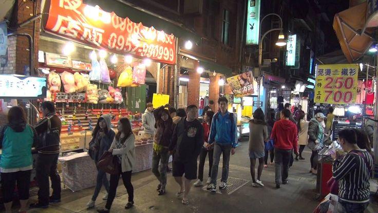 Shilin Night Market Taipei 2013