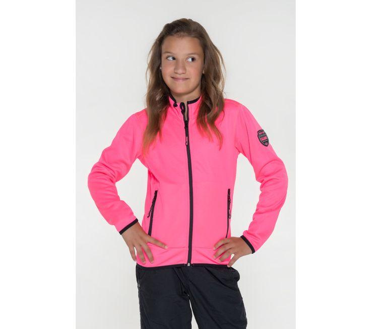 Dívčí jednobarevná mikina Sam 73 | modino.cz #modino_cz #modino_style #style #fashion #sam73