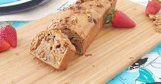 Rezepttipp: Bananenbrot mit Erdnussmus und Schokolade. Jetzt wird gesündigt! Das Rezept zum Nachkochen und die Zutaten finden Sie auf meindm.at.